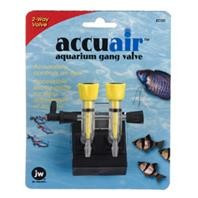 JW Pet AccuAir Gang Valve 2 Way