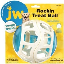 JW Pet Rockin Treat Ball 24ea