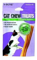 N-Bone Cat Chew Treats Chicken Flavor 3.74oz