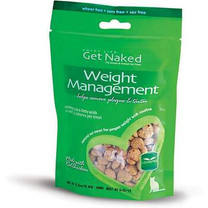 Get Naked 200564 Weight Management Crunchy Treats for Cats