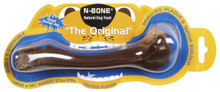 N-Bone The Original Chew Bone Chicken flavor Large for 13-40 lb dogs