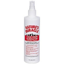 Natures Miracle Small Animal Cage Odor Eliminator 16oz