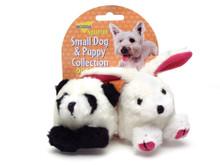 Booda Squatter Panda/Rabbit 2pk