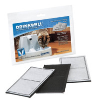 Drinkwell Standard Replacement Filters Cat 3pk
