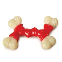 Nylabone DuraChew Double Bone Bacon Wolf