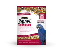 ZuPreem Smart Selects Macaws 4lbs
