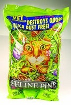 American Colloid Feline Pine Cat Litter 20 Pounds