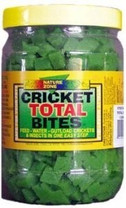 Nature Zone Cricket Total Bites with Spirulina 24oz