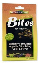 Nature Zone Tortoise Nutri Bites 2oz