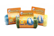 Multipet Happy Hut Assorted Colors 5in