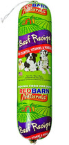 Redbarn Beef food roll 4lb