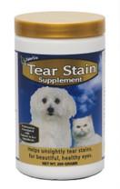 NaturVet Tear Stain Supplement Powder 200 gm