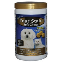 NaturVet Tear Stain Soft Chews 65ct