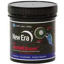 New Era Aquaculture 110gm MarineGrazer Fish Feeding System, Mini