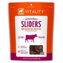 Dogswell Vitality Sliders Beef 8oz