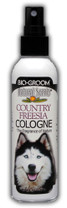 Bio-Groom Natural Scents Country Freesia Cologne Spray 4oz