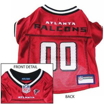 Atlanta Falcons NFL Dog Jersey - Small