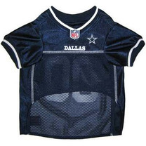 Dallas Cowboys Dog Mesh Jersey