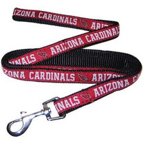 Arizona Cardinals NFL Dog Leash - Large