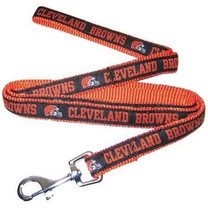 Cleveland Browns NFL Dog Leash - Medium