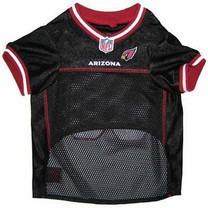 Arizona Cardinals Dog Jersey
