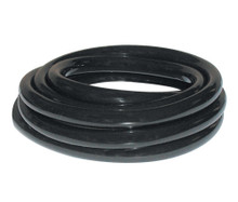 E.G. Danner Mfg Standard Black Tubing 3 4inX50ft