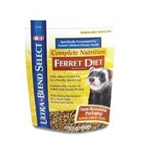 8 in 1 Ecotrition Ultra-Blend Select Ferret Diet 2lb
