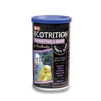 8 in 1 Ecotrition Tropical Fruit & Seed Variety Blend for Parakeets 8oz