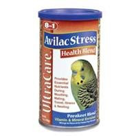 8 in 1 Ecotrition Avilac Stress Health Blend for Parakeets 7oz