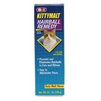 8 in 1 Excel Hairball Remedy Malt Flavor Paste 2.5oz
