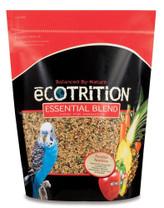 8 in 1 eCOTRITION Essential Blend Diet Parakeet 2oz