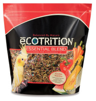 8 in 1 eCOTRITION Essential Blend Diet Cockatiel 2lb