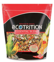 8 in 1 eCOTRITION Essential Blend Diet Parrot 5lb