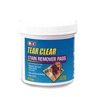 8 in 1 Excel Eye Stain Remover Wipes 90ct