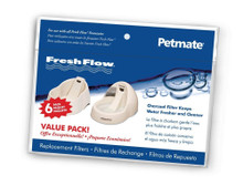 Petmate Fresh Flow 6 Filter Value Tray
