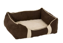 Aspen Pet Foam & Fiber LoungerAssorted18X22