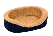 Aspen Pet Oval Lounger Assorted 23in