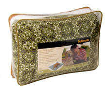 Aspen Pet Cedar Sleeper In Bag Assorted Prints 36inX45in