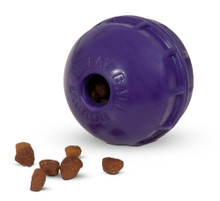 Booda Double Treat Ball Purple