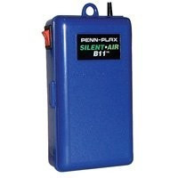 Penn-plax Silent Air Battery Operated Air Pump by Penn Plax