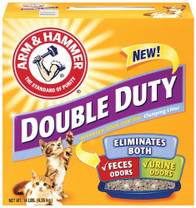 Arm & Hammer Double Duty Clumping Litter 14lb