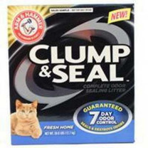 Arm & Hammer Clumping Litter, 28-Pound, Fresh Home