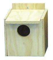 Bird Brainers Finch Nesting Box Internal Mounting