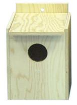 Bird Brainers Parakeet Nesting Box Internal Mounting