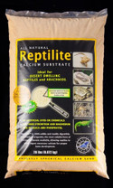 CaribSea All Natural Reptilite Calcium Substrate Aztec Gold 20lb