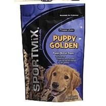 Sportmix Golden Puppy Pouch Puppy Biscuit Treats 2lb
