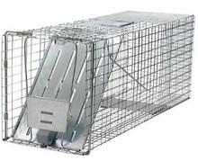 Havahart Professional Style Raccoon Trap Gravity 1 Spring Loaded Door 32x10x12