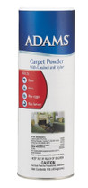 Adams Carpet Powder with Linalool and Nylar 16oz