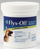Flys-Off Fly Repellent Ointment 5oz