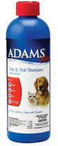 Adams Plus Flea & Tick Shampoo with Precor 12oz